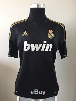 RONALDO #7 Real Madrid Away Football Shirt Jersey 2011/12 (L)