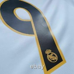 RONALDO 9 Real Madrid Shirt Large 2003/2004 Adidas Jersey