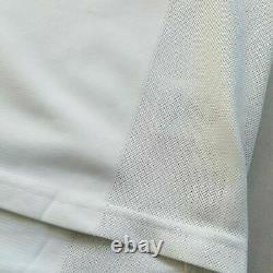R. CARLOS 3 Real Madrid Shirt Large 2003/2004 Adidas Jersey Home