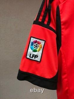 Rare! Real Madrid 2012 Goalkeeper Football Shirt Jersey Adidas Casillas Signed