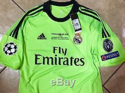 Rare Spain Iker Casillas Real Madrid Football Adidas Shirt Jersey Sizes XL