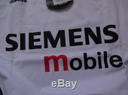 Real Madrid 100% Original Jersey Shirt 2003/04 CL Home XL Still BNWT NEW LS Rare