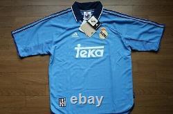 Real Madrid 100% Original Jersey Shirt M 1998/1999 3rd Third Still BNWT 2283