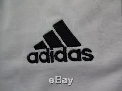 Real Madrid #10 Figo 100% Original Jersey Shirt L 2005/06 Home Still BNWT Rare