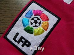 Real Madrid #14 Chicharito 100% Original Jersey Shirt BNWT 2014/15 Away M