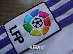 Real Madrid #17 v. Nistelrooy 2007/08 100% Original Jersey Shirt L Still BNWT
