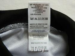 Real Madrid 1998 1999 Goalkeeper Jersey Adidas Vintage Black Shirt Size M Retro