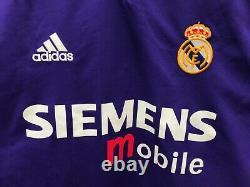 Real Madrid 2002/2003 Centenary Third Football Shirt Jersey Ronaldo Adidas Spain