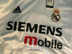 Real Madrid 2003/04 Jersey Ronaldo #9 (player version)