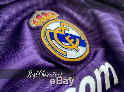 Real Madrid 2010 2013 3rd Kit Alonso Official (M) Shirt SS UCL Jersey