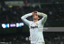 Real Madrid 2011 2012 Long Sleeve KAKA Official (M) Shirt LS Jersey