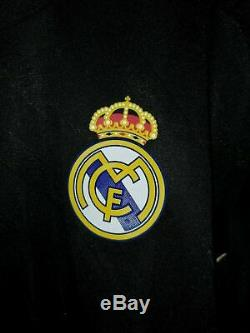 Real Madrid 2011-2012 Ronaldo formotion Champions League player issue jersey