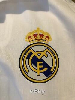 Real Madrid 2011 CL Jersey #10 Özil (player version)