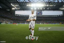 Real Madrid 2015 2016 Long Sleeve RONALDO Official (L) Shirt Final Milano Jersey