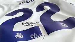 Real Madrid 2016 2017 ISCO (M) Official Shirt Club World Cup Jersey BNWT