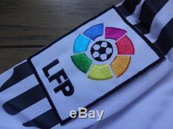 Real Madrid #7 Raul 100% Original Jersey Shirt 2005/06 Home M Still BNWT Rare