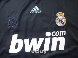 Real Madrid #8 Kaka 100% Original Jersey Shirt XL 2009/10 Away BNWT NEW Rare