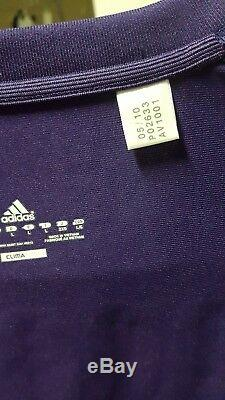 Real Madrid C Ronaldo 3rd kit 2010-11 (Beckham Zidane Cristiano Ronaldo jersey)