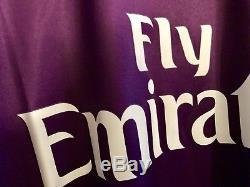 Real Madrid Casillas Porto 10 Spain Formotion Player Issue Match Unworn Jersey