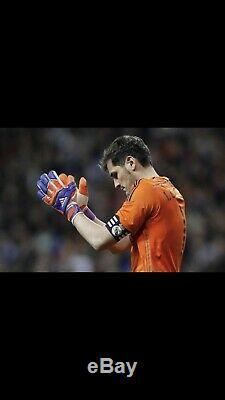 Real Madrid Casillas Soccer Jersey Barcelona España Mexico America USA Chivas