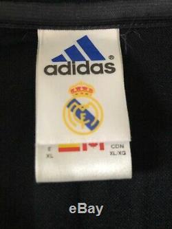 Real Madrid Centenary Jersey 2001 Guti