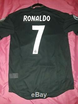 Real Madrid Climachill 2018/2019 Away Jersey Ronaldo #7