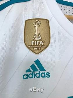 Real Madrid Cristiano Ronaldo 2017-18 adizero player version Long Sleeves jersey