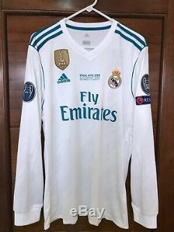 free shipping 6cd45 23239 Real Madrid Cristiano Ronaldo 2017-2018 Champions League ...