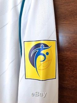 Real Madrid Cristiano Ronaldo 2017 Club World Cup adizero player version jersey