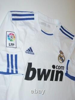 Real Madrid Cristiano Ronaldo Adidas Kit Jersey 2010 Manchester United/Portugal