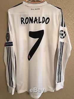 Real Madrid Formotion Ronaldo Portugal Player Issue Shirt Football Jersey Spain