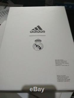 Real Madrid Icon Limited Edition Retro Adidas Jersey Shirt 2018 Adidas
