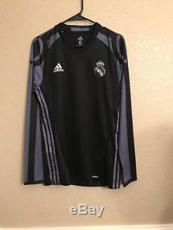 Real Madrid Isco Bale Era Player Issue Adizero Formotion Match Unworn Jersey