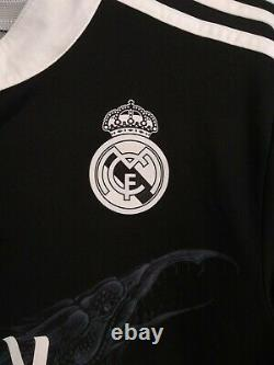 Real Madrid Jersey DRAGON 2014/15 Third 3rd SMALL Mens Shirt Adidas F49264 ig93