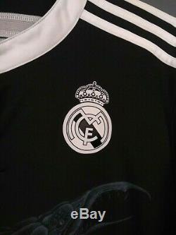 Real Madrid Jersey Dragon 2014 2015 Third M Shirt Adidas Yamamoto F49264 ig93