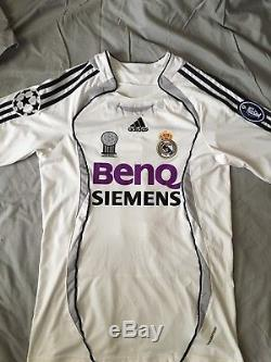 new concept a638c 83c8a Real Madrid Jersey Roberto Carlos #3