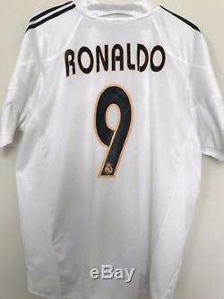 Real Madrid Jersey Ronaldo Brasil Argentina España Mexico Milan Corinthians