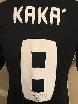 Real Madrid Kaka Brazil Orlando City Player Issue Formotion Match Soccer Shirt