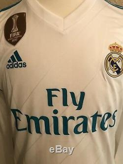 Real Madrid Kroos 6 Germany Player Issue Football Adizero Soccer Adidas jersey