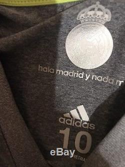 Real Madrid Kroos Bayern Munchen Player Issue Adizero Shirt Match Unworn Jersey