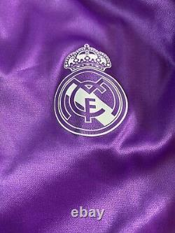 Real Madrid Marco Asensio Shirt CL Adidas Player Issue Shirt Adizero Jersey