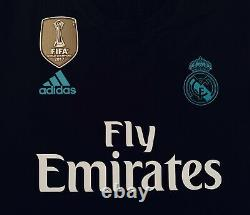 Real Madrid Match Issued Jersey