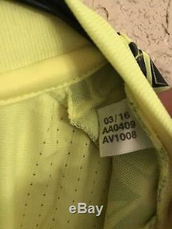 Real Madrid Navas Era Costa Rica Shirt Player Issue Adizero Match Unworn Jersey