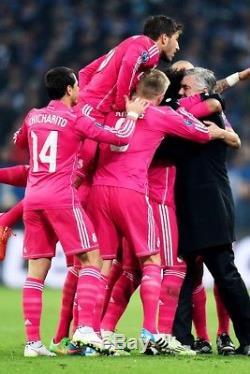 Real Madrid Player Issue Adizero Chicharito Mexico Shirt Match Unworn Jersey