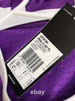 Real Madrid Player Issue Adizero Jersey Adidas Football Jersey