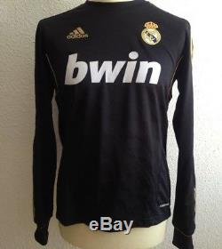 Real Madrid Player Issue Formotion Ronaldo Ramos Era Jerseys Mach Unworn Shirt