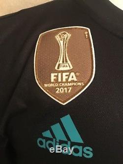 Real Madrid Player Issue Isco Shirt Adizero Match Unworn Prepared jersey Spain