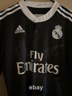 Real Madrid Player Issue Ramos Ronaldo Era Adizero 8 Shirt Football Jersey