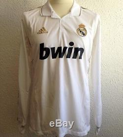 Real Madrid Ramos Spain Player Issue Formotion Jersey Match Unworn Soccer Shirt