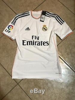 Real Madrid Ronaldo 6 Juve Player Issue Formotion Football Shirt Soccer Jersey